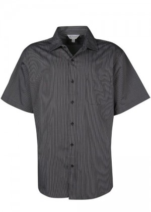 MENS HENLEY SHORT SLEEVE SHIRT