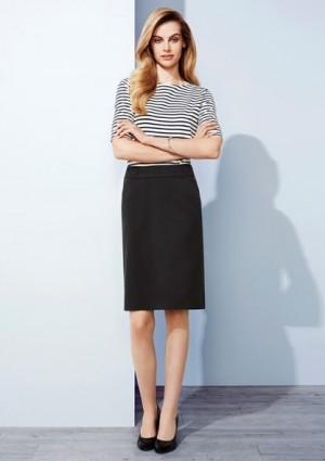 Womens Multi Pleat Skirt