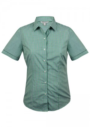 LADIES EPSOM SHORT SLEEVE SHIRT