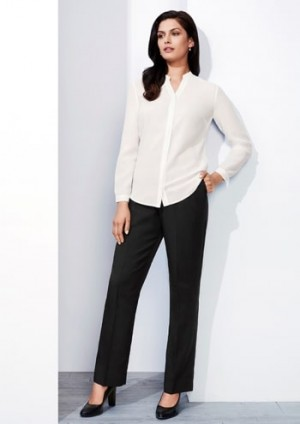 Womens Easy Fit Waist Pant