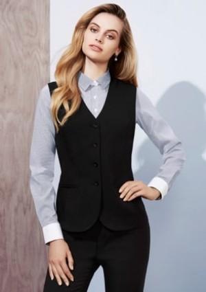 Womens Longline Vest