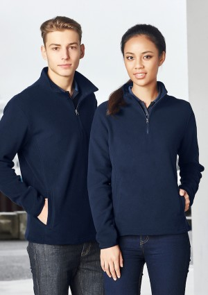 Ladies Trinity 1/2 Zip Pullover