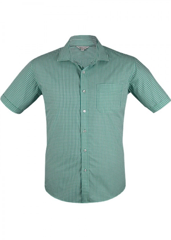 MENS EPSOM SHORT SLEEVE SHIRT