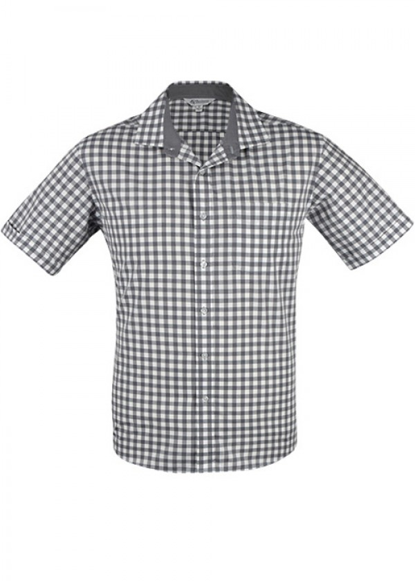 MENS DEVONPORT SHORT SLEEVE