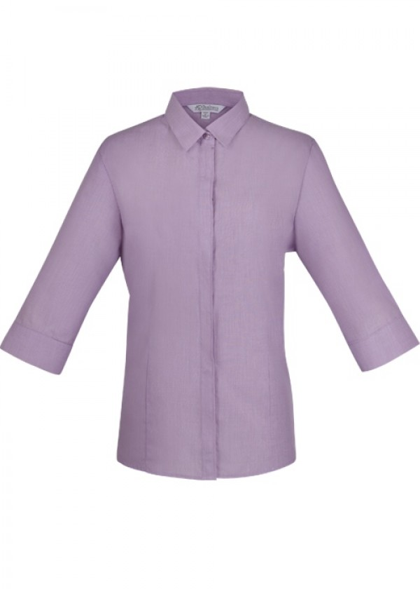 LADIES GRANGE 3/4 SLEEVE SHIRT