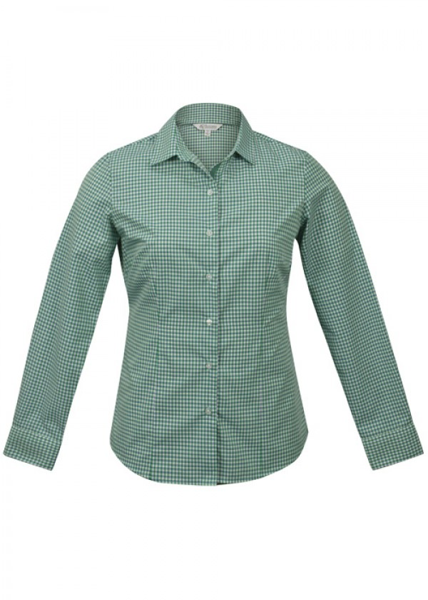 LADIES EPSOM LONG SLEEVE SHIRT