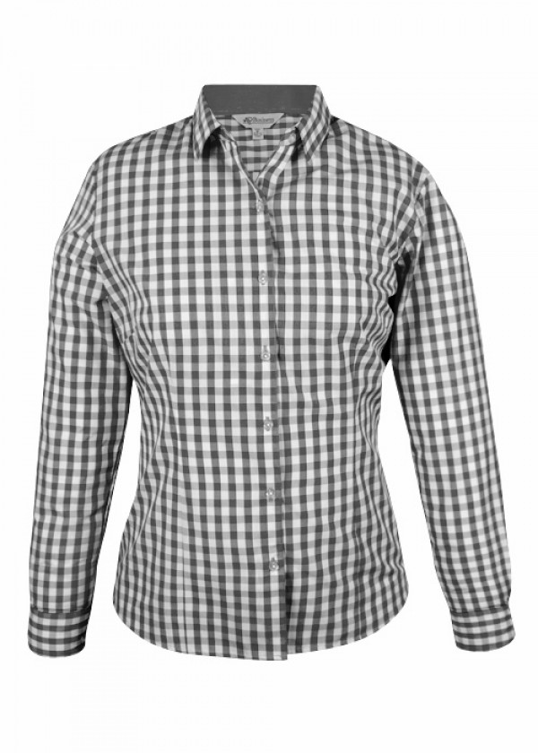 LADIES DEVONPORT LONG SLEEVE SHIRT