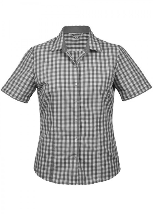 LADIES DEVONPORT SHORT SLEEVE SHIRT