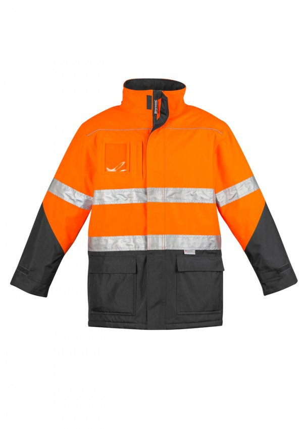Mens Hi Vis Storm Jacket