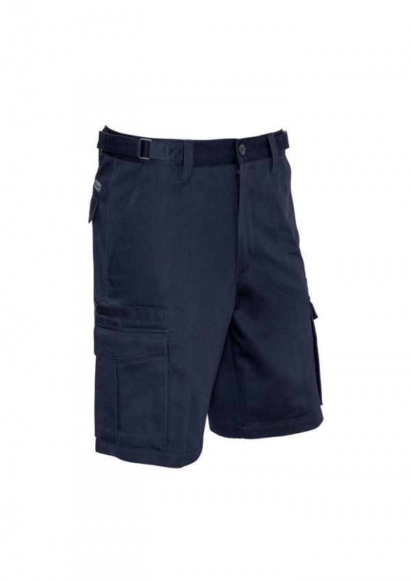 Mens Basic Cargo Short
